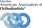 Member American Association of Arthodontics