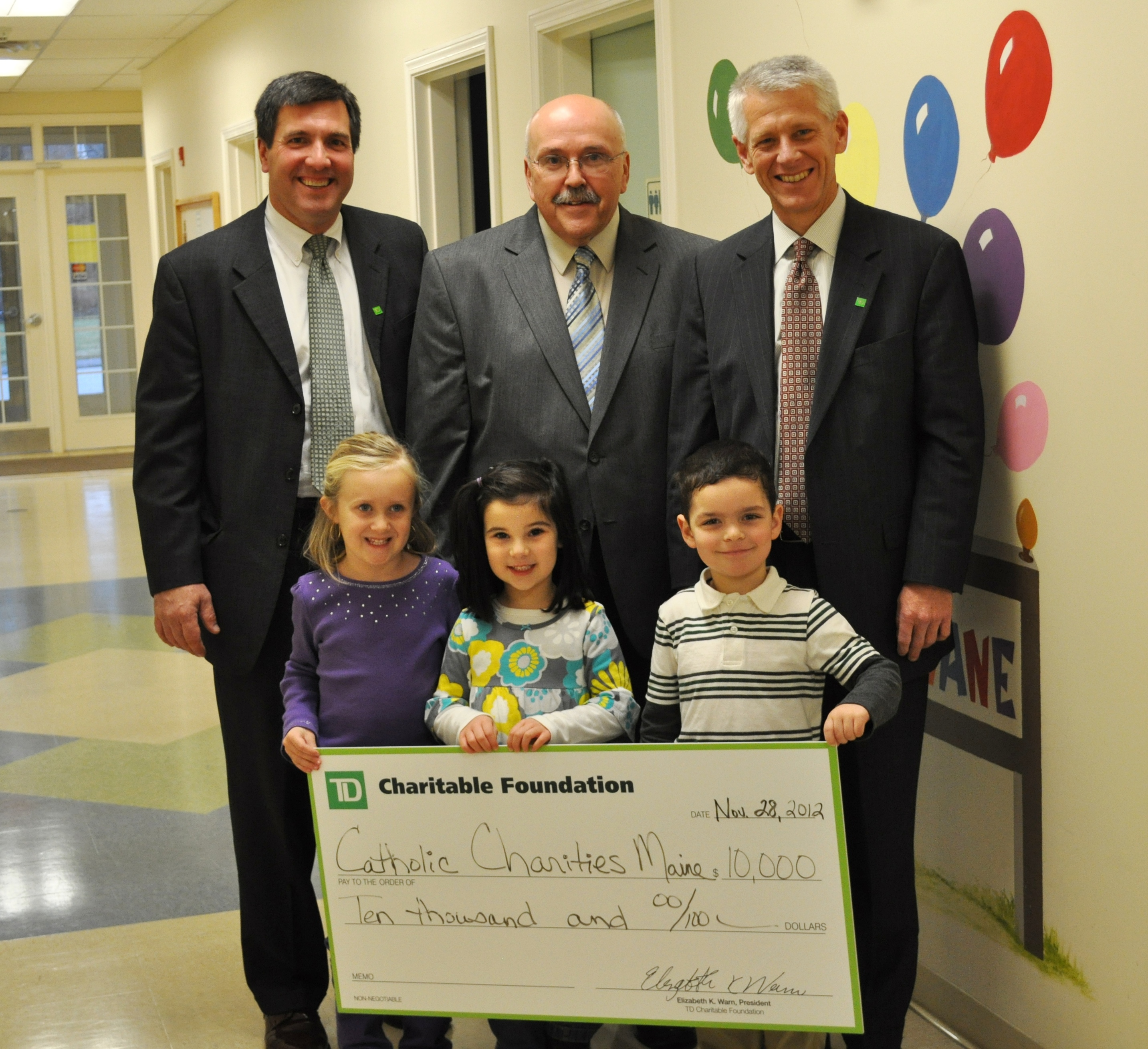 Blog - Quality Child Care Secured by TD Charitable