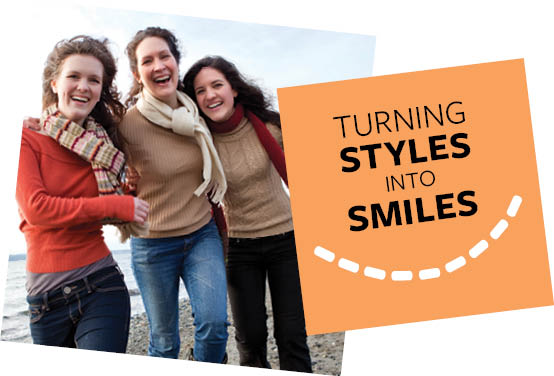 TURNING STYLES INTO SMILES